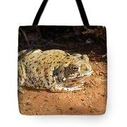 Colorado River Toad Tote Bag