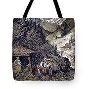 Colorado Silver Mines, 1874 Tote Bag