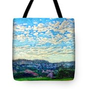 Colorado Skies 1 Tote Bag