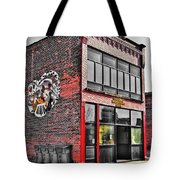 Colored Musicians Club Tote Bag