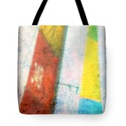 Colored Sailing Tote Bag