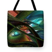 Colorfast Picasso Fx  Tote Bag