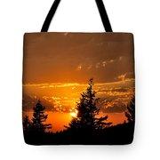 Colorfrul Sunset I Tote Bag