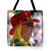 Colorful Character Tote Bag