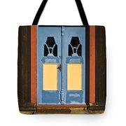 Colorful Entrance Tote Bag