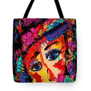 Colorful Expression 19 Tote Bag