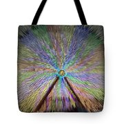 Colorful Fair Wheel Tote Bag