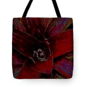 colorful Frond Tote Bag