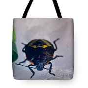 Colorful Hemiptera Nymph 1 Tote Bag