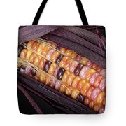 Colorful Indian Corn Tote Bag