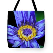 Colorful Lily Tote Bag