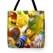 Colorful Marbles Two Tote Bag