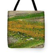 Colorful Mats Tote Bag