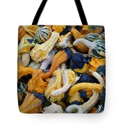 Colorful Mix Of Gords Tote Bag