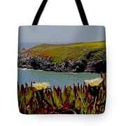 Colorful Point Tote Bag