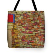 Colorful Stacked Stone Tote Bag