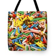 Colorful Sugar Tote Bag