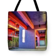 Colorful Tucson Apartment Tote Bag