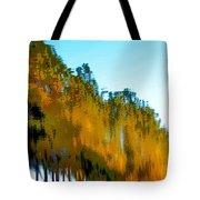 Colorful Water Tote Bag