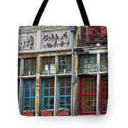 Colorful Windows Tote Bag