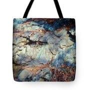 Colorfull Rocks Tote Bag