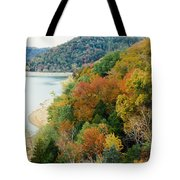 Colors Of A Tennessee Fall Tote Bag