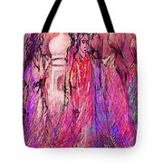 Colors Of India Tote Bag