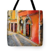 Colors Of Lyon 4 Tote Bag