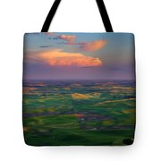 Colors Of The Palouse Tote Bag