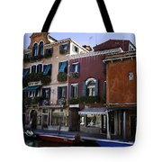 Colors Of Venice Tote Bag