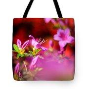Colors Tote Bag by Rebecca Sherman