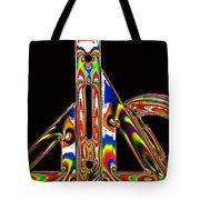 Colourful Geometry Tote Bag