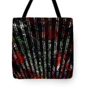 Colours Are Canned  Tote Bag