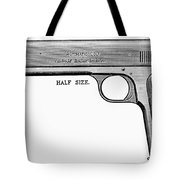 Colt Automatic Pistol Tote Bag