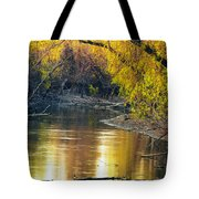 Columbia Bottoms Slough II Tote Bag