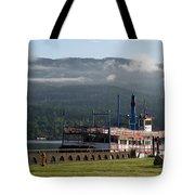Columbia River Gorge Sternwheeler Tote Bag