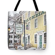Columbian House In Waterville Oh Tote Bag