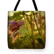 Columbine - Flower Of Spring Tote Bag