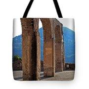 Columns Tote Bag