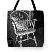 Come And Sit A Spell Tote Bag