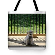 Come Out And Play With Me Tote Bag