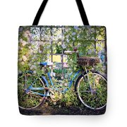 Come Ride With Me Tote Bag