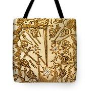 Comet, 1665 Tote Bag