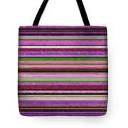 Comfortable Stripes Lll Tote Bag