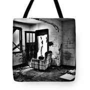 Comfortably Caged Tote Bag