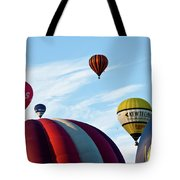 Coming Through Tote Bag