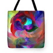 Coming To Consciousness Tote Bag