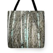 Commercial Fishing Net Tote Bag