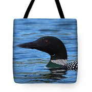 Common Loon Tote Bag