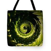 Common Polypody Swirl Tote Bag